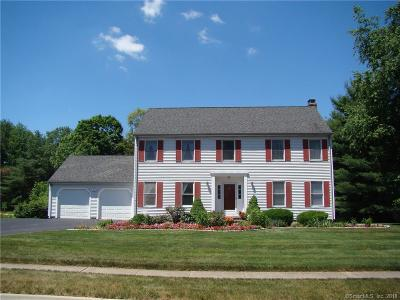 Cheshire Single Family Home For Sale: 5 South Pond Circle