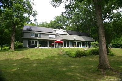 Roxbury Single Family Home For Sale: 28 Old Lane