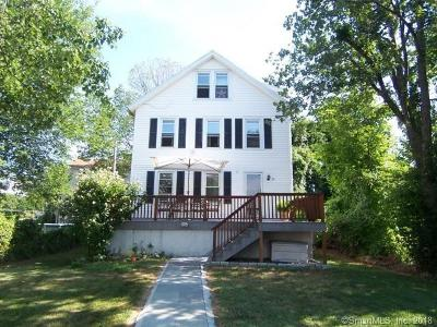Norwalk CT Multi Family Home For Sale: $470,000