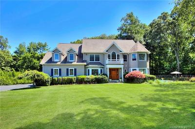 Westport Single Family Home For Sale: 8 Hunt Club Lane