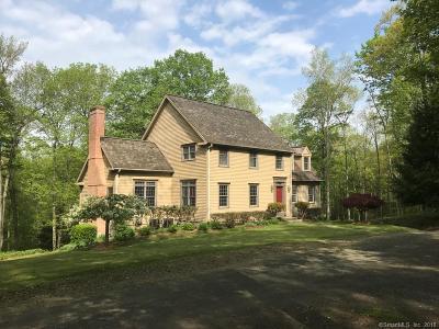 Roxbury Single Family Home For Sale: 65 Rocky Mountain Road