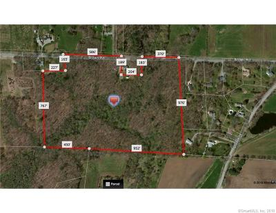 Brooklyn Residential Lots & Land For Sale: 00 Brown Road