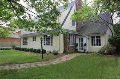 Hamden Single Family Home For Sale: 119 Killdeer Road