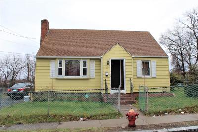 Hartford Single Family Home For Sale: 168 Wilson Street