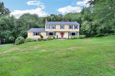 Trumbull Single Family Home For Sale: 22 Heavenly Lane