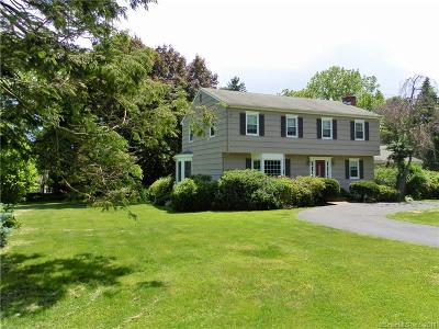 Easton Single Family Home For Sale: 11 Weathervane Drive