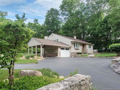 Ridgefield Single Family Home For Sale: 390 Branchville Road