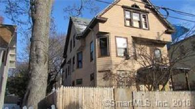 Waterbury Multi Family Home For Sale: 27 Walnut Avenue