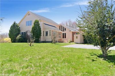 Stonington Single Family Home For Sale: 4 Heritage Drive