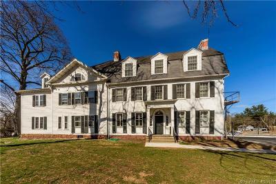 Farmington Condo/Townhouse For Sale: 792 Farmington Avenue #204