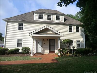 Danbury Condo/Townhouse For Sale: 1 East Hayestown Road #11