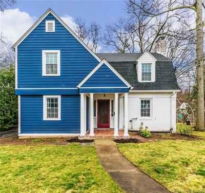 West Hartford Single Family Home For Sale: 46 Cumberland Road
