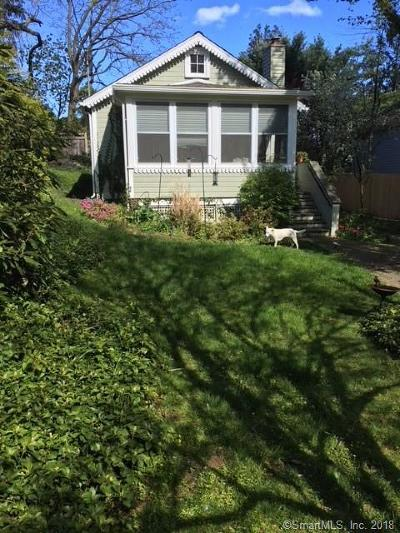 Westport CT Single Family Home For Sale: $889,000