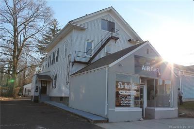 Meriden Multi Family Home For Sale: 647 East Main Street