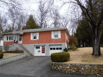 Thomaston Single Family Home For Sale: 32 Hotchkiss Avenue