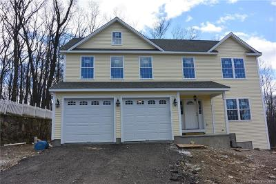 Naugatuck Single Family Home For Sale: Lot19 Woodcrest Dr