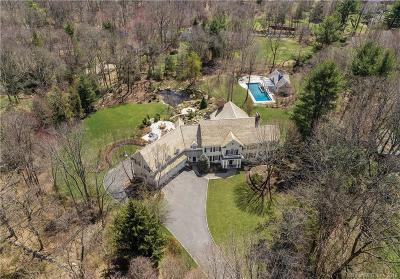 Fairfield CT Single Family Home For Sale: $3,399,000