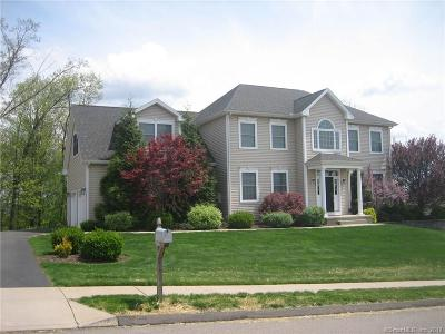 Middletown Single Family Home For Sale: 54 Knoll Ridge Court