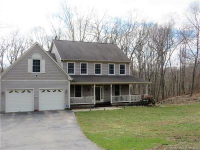 Waterford Single Family Home For Sale: 197 Rope Ferry Road