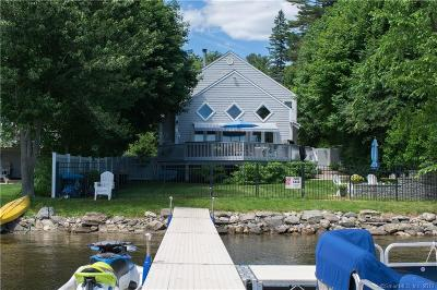 Morris Single Family Home For Sale: 4 Island Trail