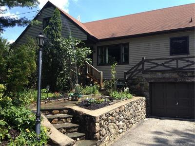 New Fairfield Single Family Home For Sale: 12 Southview Road