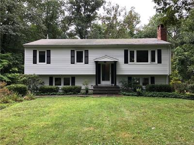 Ridgefield Single Family Home For Sale: 10 Stony Hill Terrace