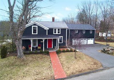 New Haven County Single Family Home For Sale: 136 North Street