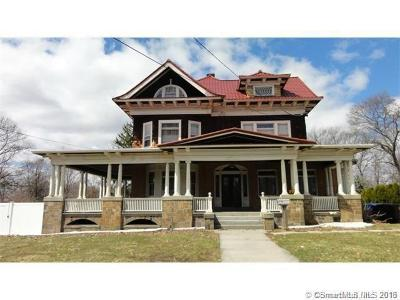 New Britain Single Family Home For Sale: 34 Overhill Avenue