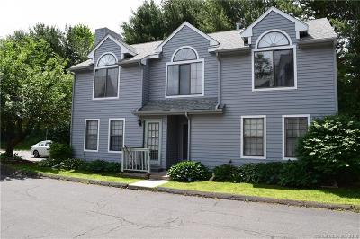 Meriden Condo/Townhouse For Sale: 1 Village View Terrace #1