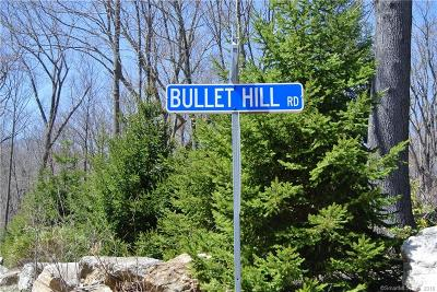 Southbury Residential Lots & Land For Sale: 1076 Bullet Hill Road