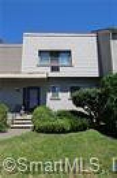 Meriden Condo/Townhouse For Sale: 14 Yale Aka Sterling Village Avenue #14