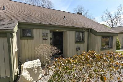 Southbury Condo/Townhouse For Sale: 1016 Heritage Village #B