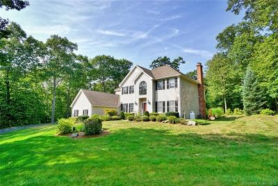 Southbury Single Family Home For Sale: 175 Cooper Hill Road