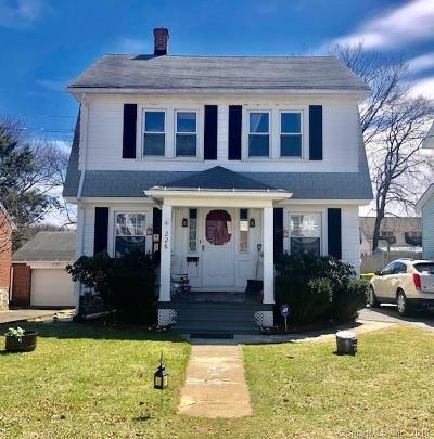 Waterbury Single Family Home For Sale: 226 Circular Avenue