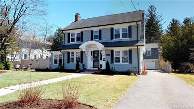 West Hartford Single Family Home For Sale: 1195 Farmington Avenue