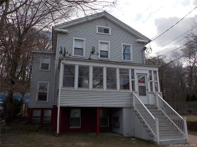 New Haven Multi Family Home For Sale: 869 Quinnipiac Avenue