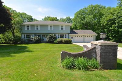 Trumbull Single Family Home For Sale: 23 Blackberry Road