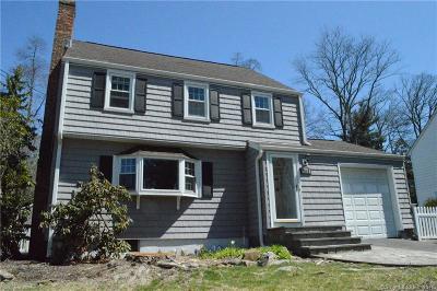 Fairfield Single Family Home For Sale: 244 Woodridge Avenue