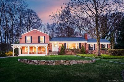 Fairfield Single Family Home For Sale: 1210 Galloping Hill Road