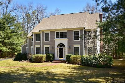 Avon CT Single Family Home For Sale: $749,900