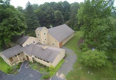 Brookfield Single Family Home For Sale: 1 Sunset Hill Road