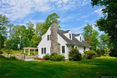 Roxbury Single Family Home For Sale: 239 Southbury Road