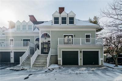 Fairfield Condo/Townhouse For Sale: 450 Center Street #4