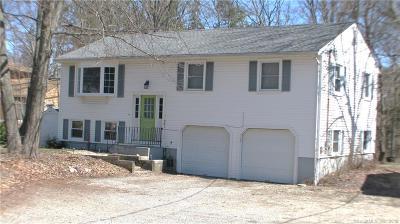 Torrington Single Family Home For Sale: 629 New Harwinton Road