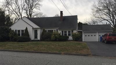 Norwich Single Family Home For Sale: 31 Woodland Drive