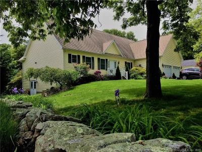 Stonington Single Family Home For Sale: 37 Castle Hill Road