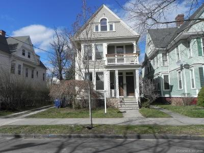 New Haven County Multi Family Home For Sale: 183 Lawrence Street