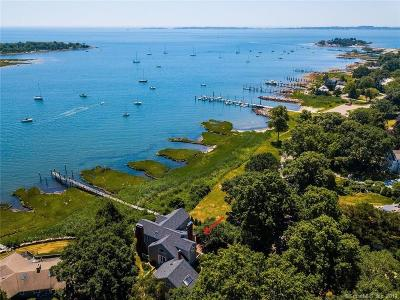 Stonington Single Family Home For Sale: 3 Black Duck Road