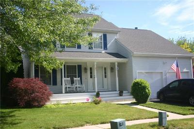 Groton Single Family Home For Sale: 11 Swan Lane