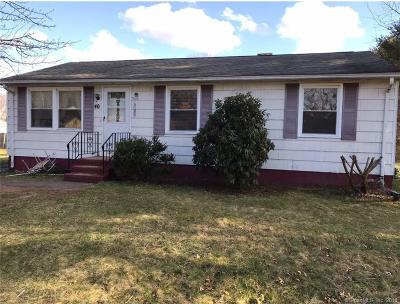 Bloomfield Single Family Home For Sale: 40 Farmstead Circle